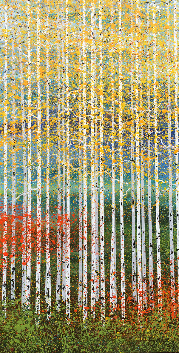 Aspen Grove Three_54x28_2016_Seiler-lo
