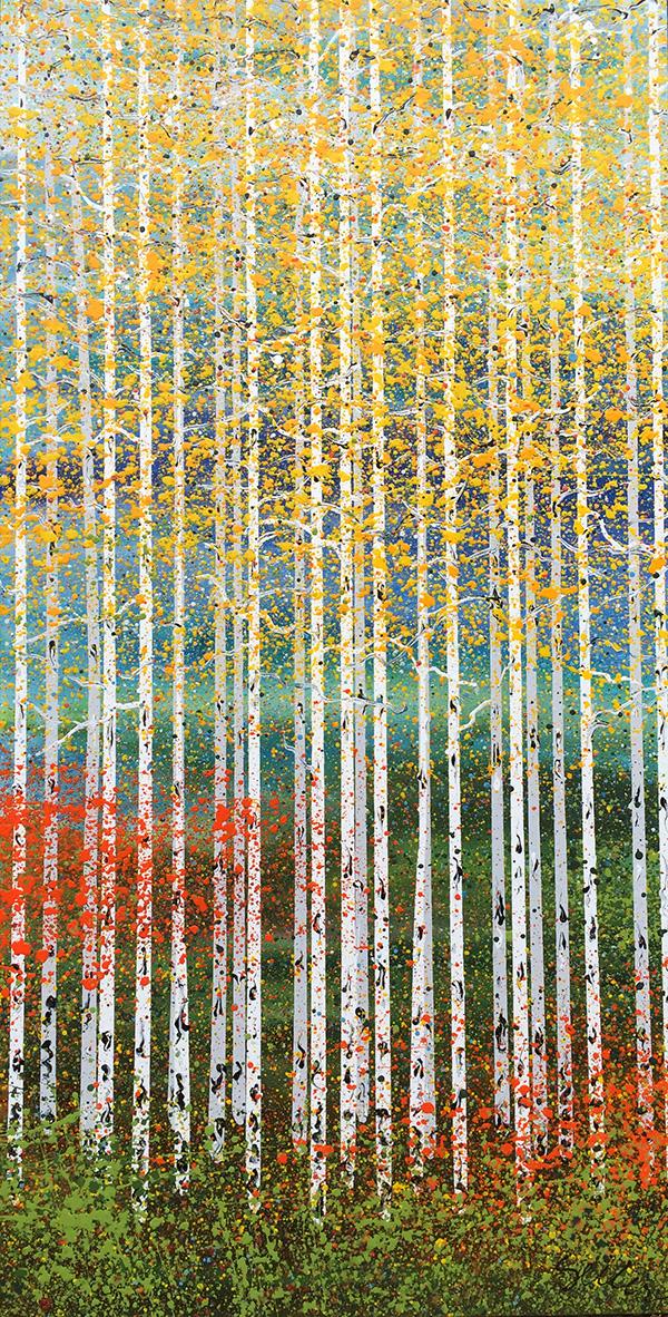Aspen Grove Three_54x28_2016_Seiler-lo